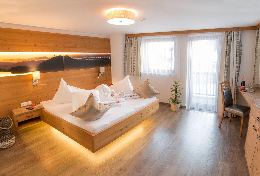 Ferienwohnung mit 4 Schlafzimmer, Zentrum von Mayrhofen